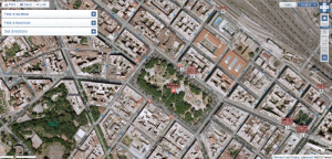 Yahoo! Maps sample